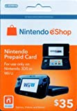 #6: Nintendo eShop Card for Wii U and 3DS (US Version Consoles only)