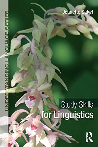 Study Skills for Linguistics (Understanding Language)