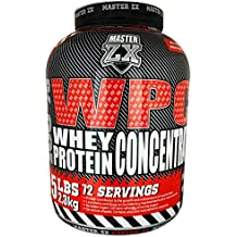 PROTEINA WHEY WPC | Master ZX - 2,3 kg - 100% PROTEÍNA CONCENTRADA