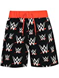 WWE Jungen World Wrestling Entertainment Badeshorts Schwarz 158