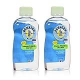 2x Penaten Baby Intensiv Pflege Öl mit Aloe Vera Extrakt 200 ml