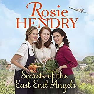 Secrets of the East End Angels: East End Angels, Book 2