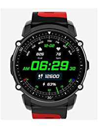 QAR Reloj Inteligente IP68 Prueba De Ritmo Cardíaco A Prueba De Agua Presión De Aire Modo