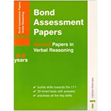 Bond Assessment Papers: Second Papers in Reasoning 8-9 Years