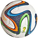 #9: RASCO Multicolor PVC Brazuca football (size 5)