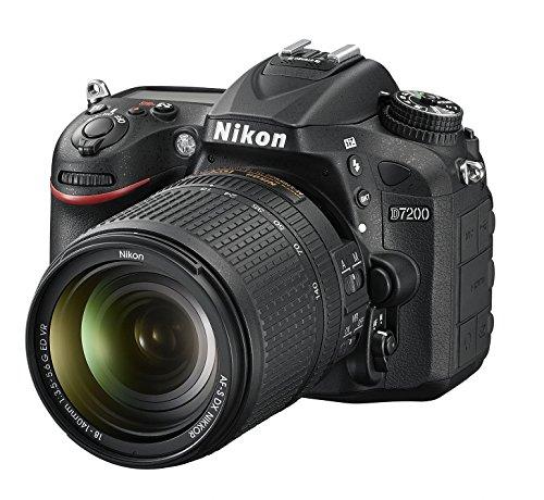 Nikon D7200 Kit Test