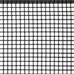 Tenax Quadra 10 Filet de Protection Multi-Usages Gris Anthracite