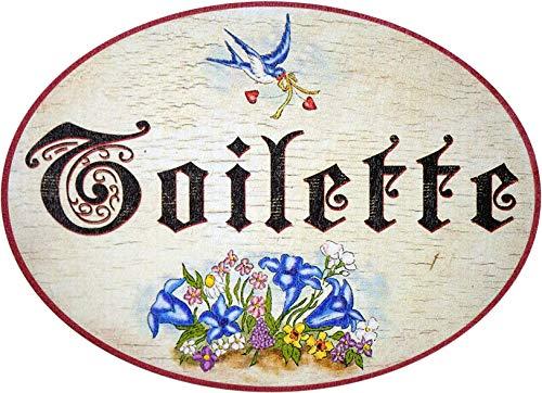 Kaltner Präsente-Placa madera envejecida