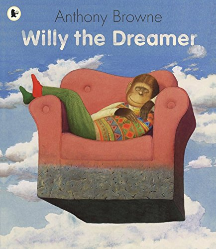 Willy The Dreamer par Anthony Browne