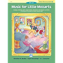 Music for Little Mozarts - Music Discovery Book 2: Children's Piano Method