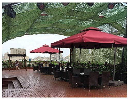 ttennetz Geeignet für Outdoor-Café Restaurant Grill Multi-Size (größe : 4 * 8M(13.1 * 26.2ft)) ()