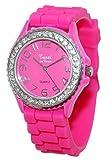 Tussi on Tour Armbanduhr pink mit Geschenkbox