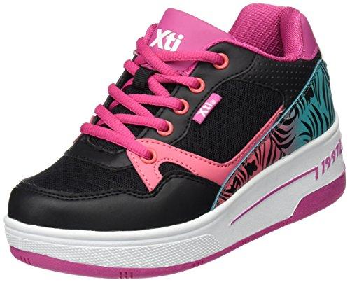 Xti 053748, Chaussures mixte enfant Noir (Black)