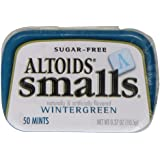 Altoids Smalls Wintergreen 10.5 g (Pack of 5)