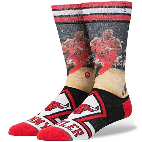 Stance Chicago Bulls Jimmy Butler NBA Socken, L