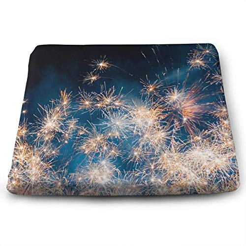 keiwiornb Fashion Chair Pad/Square Chair Cushion-Starfield