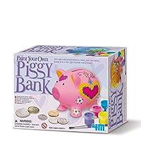 4M Paint Your Own Piggy Bank