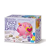 Colora Il Tuo Salvadanaio Maialino - Paint Your Piggy Bank