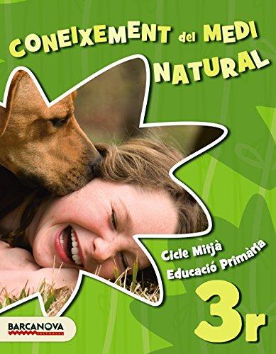 Medi natural 3r. Llibre de l ' alumne (Materials Educatius - Cicle Mitjà - Coneixement Del Medi Natural) - 9788448943035