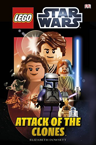 LEGO® Star Wars Attack of the Clones (DK Readers Level 1)