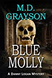 Front cover for the book Blue Molly by M. D. Grayson