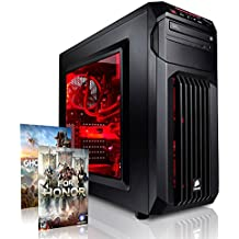 Megaport Gaming PC Intel Core i7-6700K • GeForce GTX1070 8GB • 240GB SSD Crucial BX200 • 16GB DDR4 • Windows10 • 1TB • WLAN gamer pc computer desktop pc high end gaming pc gaming computer