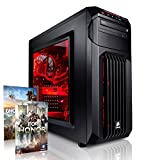 Megaport High End Gaming PC Intel Core i7-6700 4 x 4.00 GHz Turbo • Nvidia GeForce GTX1070 8GB •...