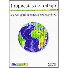 Ciencias del Mundo Contemporáneo 1º Bachillerato Tesela. Pack (Libro de Alumno + Cuadernos de Ejercicios) - 9788467371932