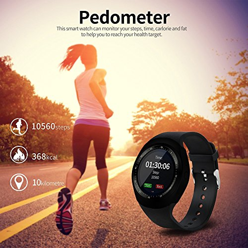 Zoom IMG-3 smart watch idealby rotondo android