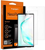 Spigen Samsung Galaxy Note 10 PLUS/Note 10+ 5G Neo Flex Screen Protector [2 Pack] - In-screen Fingerprint sens
