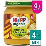 HiPP Organic Mango & Banana Melba 125g
