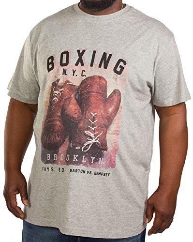 Replika -  T-shirt - Uomo Grey XXX-Large