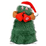 Navidad Decoraciones Xmastree Funciona con Pilas Baile árbol de Navidad, 30 cm