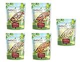 Nueces de energía orgánica: caja de regalo de Food to Live (sin OMG, Kosher) - 1 caja de regalo