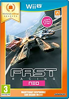 Fast Racing Néo - Nintendo Selects (B01L0SEEQ6) | Amazon price tracker / tracking, Amazon price history charts, Amazon price watches, Amazon price drop alerts