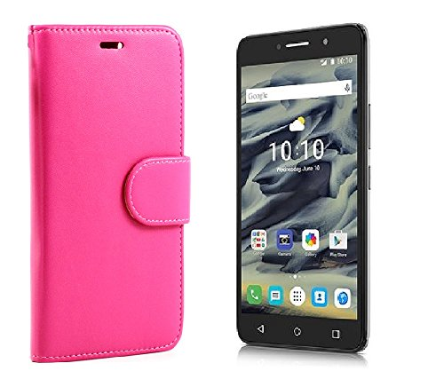 alcatel-pixi-4-6-3g-inch-case-pu-leather-book-wallet-case-magnetic-strap-cover-with-card-pocket-mone
