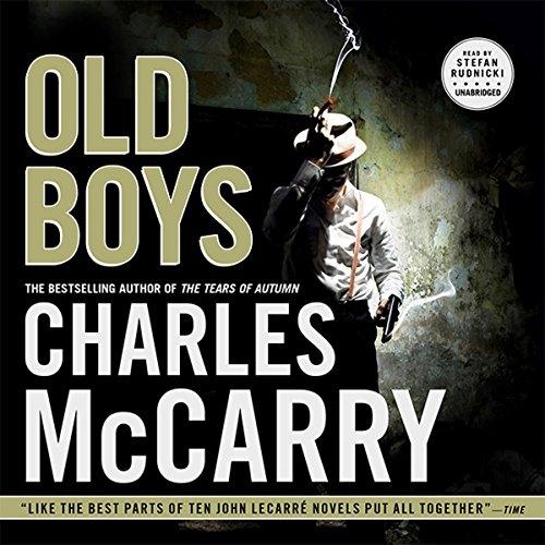 Old Boys  Audiolibri