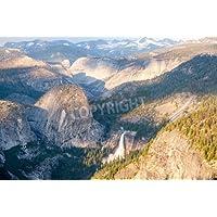 Bild auf Leinwand Yosemite Nationalpark NOJ