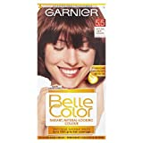 Best Natural Hair Colors - Belle Color 5.5 Natural Light Auburn Permanent Hair Review
