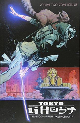 Tokyo Ghost Volume 2 por Rick Remender