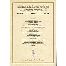 ARCHIVOS DE NEUROBIOLOGÍA. 1996. Nº 2