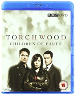 BBCBD 0041 Torchwood - Children of Earth Russell T Davies / James Moran / John Fay from the BBC blu-rays - Records and Tapes library