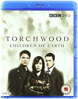 Picture of BBCBD 0041 Torchwood - Children of Earth by artist Russell T Davies / James Moran / John Fay from the BBC blu-rays - Records and Tapes library
