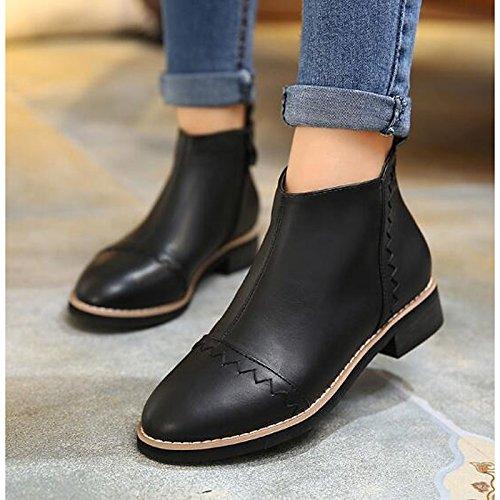 Chaussures automne noires Casual 5JG8mJLJ
