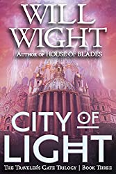 City of Light (The Traveler's Gate Trilogy Book 3) (English Edition)