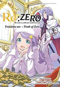 Re:Zero - Troisième Arc : Truth of Zero Edition simple Tome 4