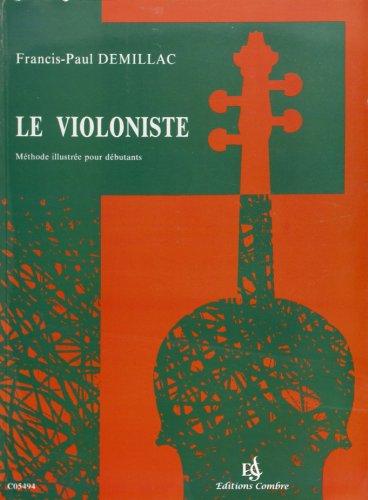 Le Violoniste-méthode