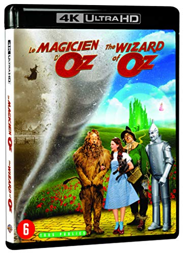 Le Magicien The Wizard of Oz 4K Ultra HD [Blu-Ray]