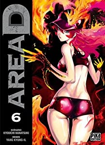 Area D Edition simple Tome 6