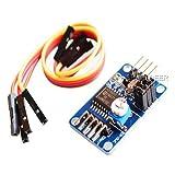 SHAHIDEER PCF8591 AD/DA Konverter Modul Digitale Analoge Umwandlung Board für Arduino